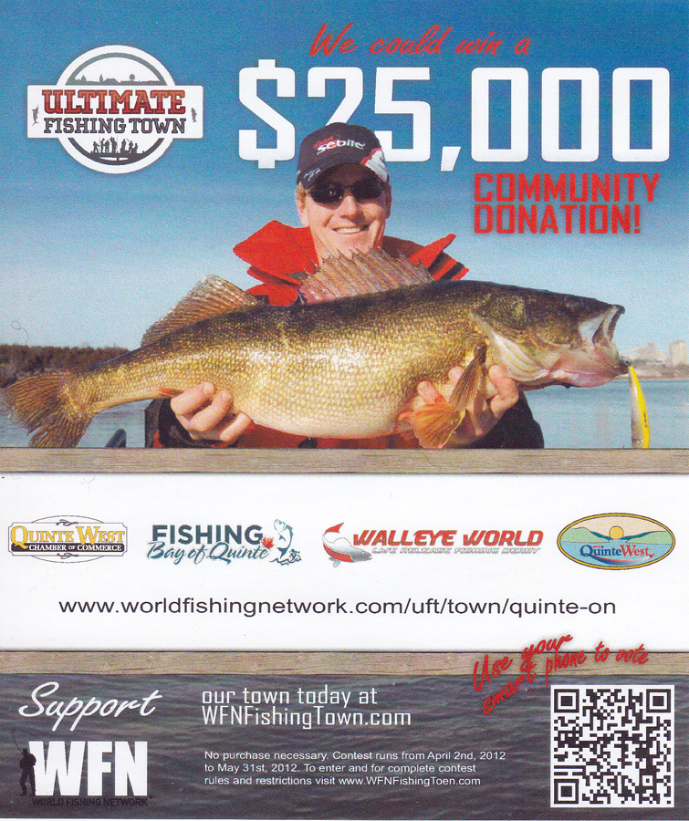 Flyer - Ultimate Fishing Town