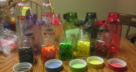Skittle Vodka