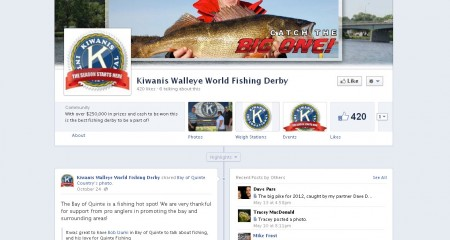 Walleye World – Facebook